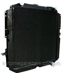 Радіатор водяного охолодження 260Ш-1301010 ШААЗ