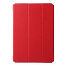 Чехол подставка Textured Smart для Samsung Galaxy Tab A 9.7 T550 T555 красный