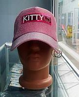 Кепка Kitty сетка