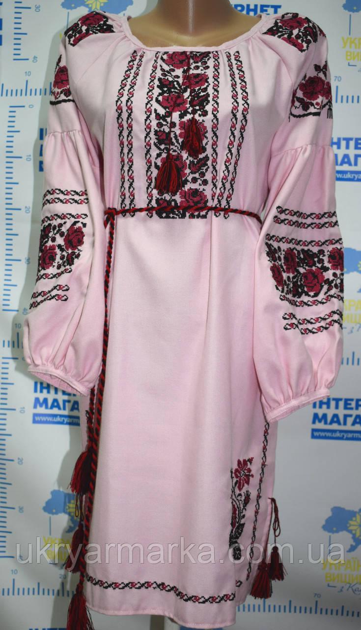 e122c8321ee8d7 Жіноче вишите плаття