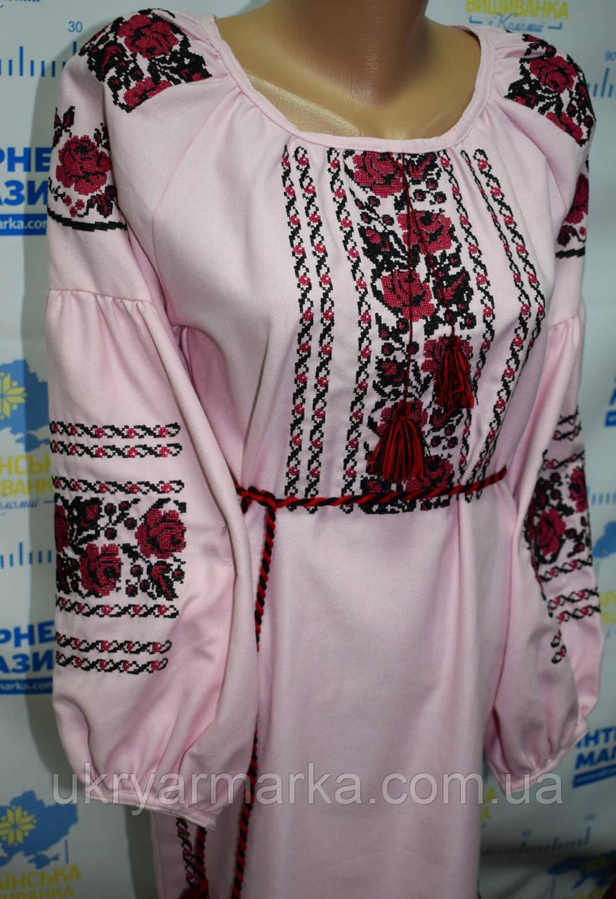 ca23b6162d9611 ... Жіноче вишите плаття