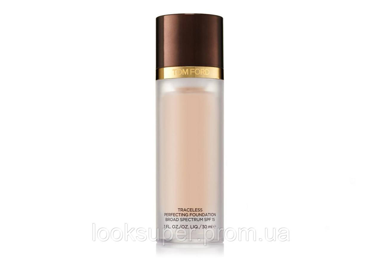Жидкая основа под макияж TOM FORD TRACELESS PERFECTING FOUNDATION SPF15  3.5 IVORY ROSE