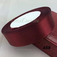 Атласная лента 16 мм, 33м/моток, лента атлас 1,6 см., атласные ленты, фото 1
