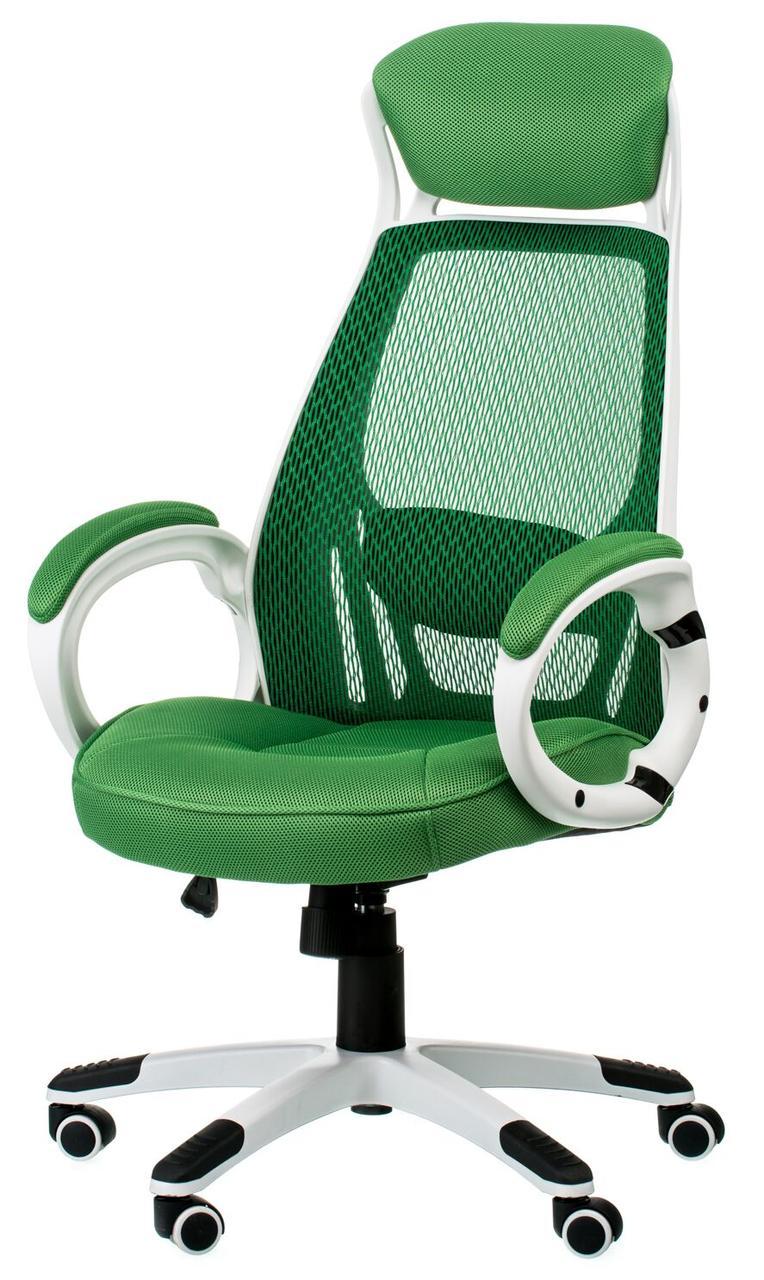 Кресло офисное   Briz grееn/whitе