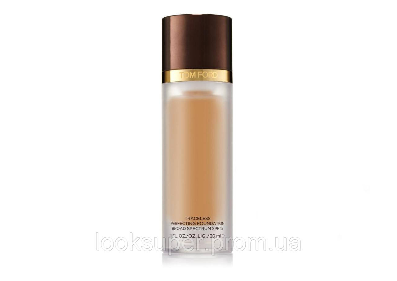 Жидкая основа под макияж TOM FORD TRACELESS PERFECTING FOUNDATION SPF15 7.7 HONEY