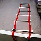 Поручень лестница с жесткими перекладинами, фото 4