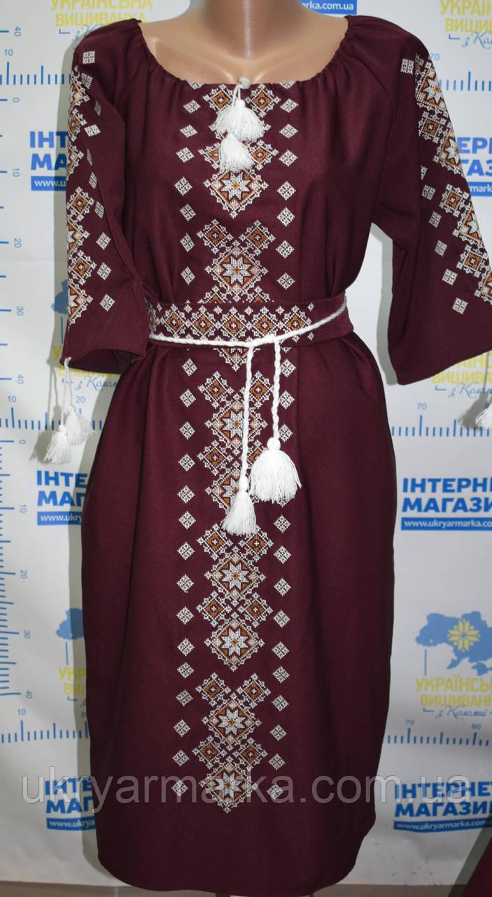 """Жіноче плаття вишиванка """"Валентина"""""""