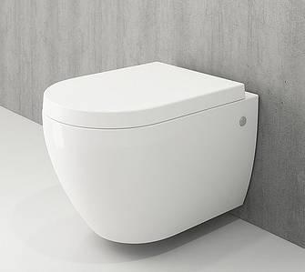 Унітаз BOCCHI JET FLUSH білий глянцевий 1171-001-0129