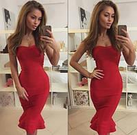 Платье Русалка