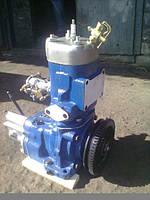 Пусковой двигатель, пускач трактора МТЗ-80, МТЗ-82 ремонт.