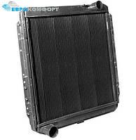 Радиатор водяной КамАЗ-5320 (5320-1301010) 3-х рядный (медный)