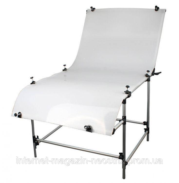Стол для предметной фотосъемки F&V 100x200 см