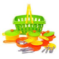 Игрушка quot;Набор посуды 36.5х27х17 см ТехноКquot;,  арт.4456
