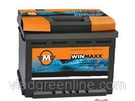 """Аккумулятор WinMAXX  SMF ( 60 Ач; 600 А;  """"+"""" слева)"""