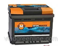 "Акумулятор WinMAXX SMF ( 62 Ач; 630 А; ""+"" ліворуч)"