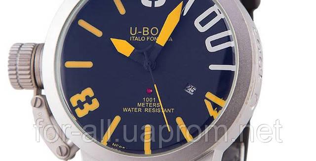 Копии часов U-Boat Italo Fontana UB10410 в интернет-магазине Модная покупка