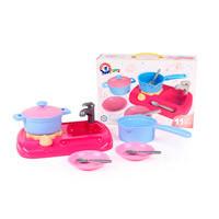 Іграшка quot;Кухня з набором посуду ТехноКquot; арт. 5989