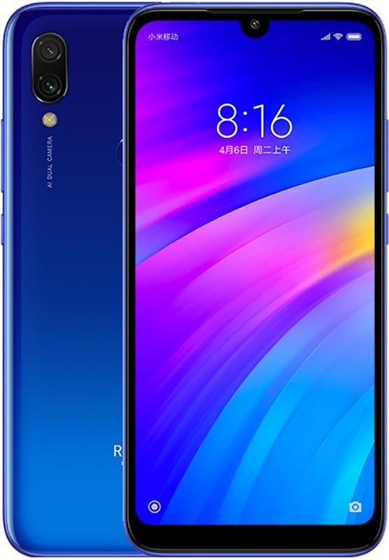 Смартфон Xiaomi Redmi 7 4/64GB Blue Global Rom