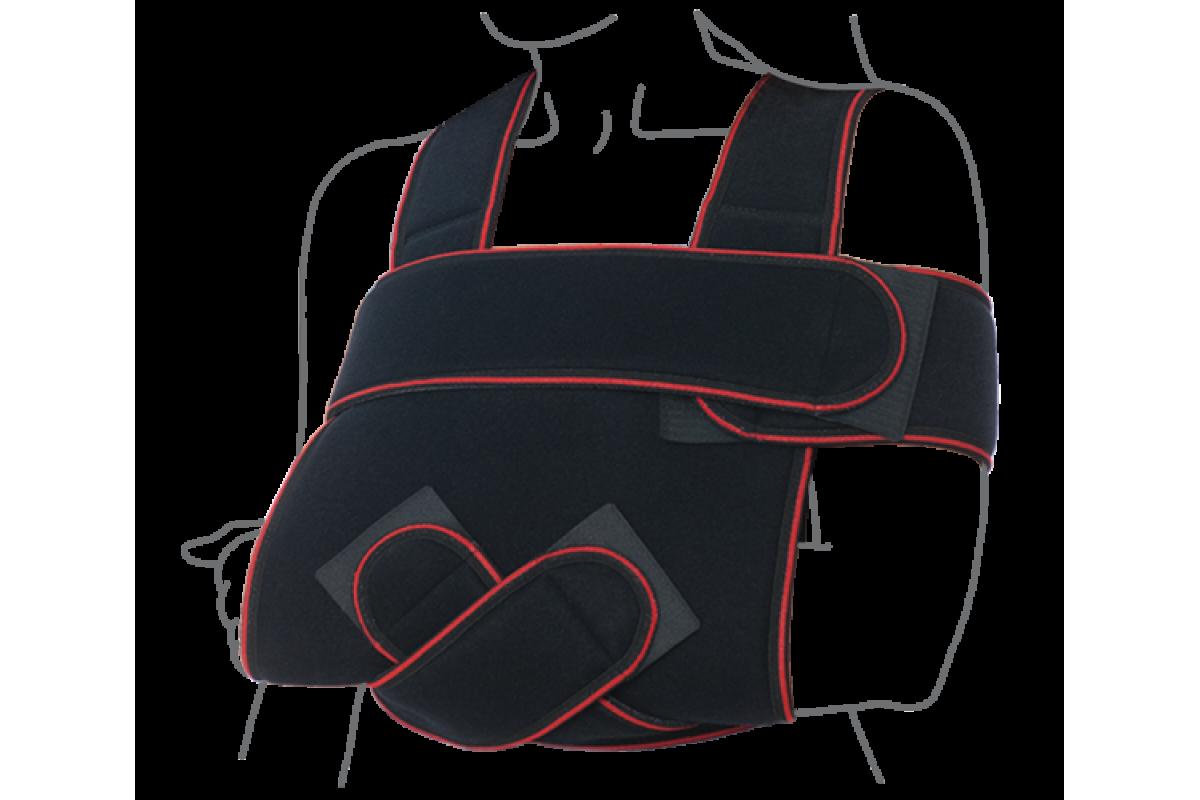 Бандаж для руки фіксуючий (ПОВ'ЯЗКА ДЕЗО) R9201