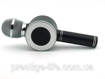 Беспроводной караоке микрофон WSTER 668 Черный