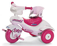 Детский трёхколёсный велосипед CUCCIOLO PINK