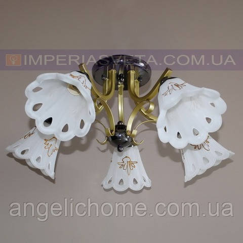 Люстра припотолочная IMPERIA пятилмповая LUX-520236