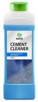 Клининговое средство очиститель после ремонта Cement Cleaner 1 л Grass