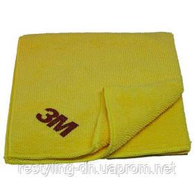 3M™ 50400 Желтая высокоэффективная полировальная салфетка, 36 х 32 см