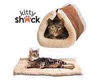 Домик-лежанка для домашних питомцев RIAS Kitty Shack (2_006398)