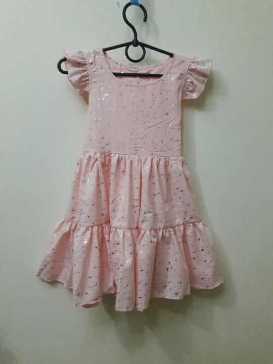 Нарядное летнее платье для девочки