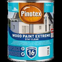 Краска фасадная для дерева, самоочищающаяся, Пинотекс (Pinotex Wood Paint Extreme) 10 л