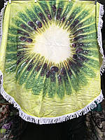 Полотенце пляж 150 см Микрофибра, фото 1