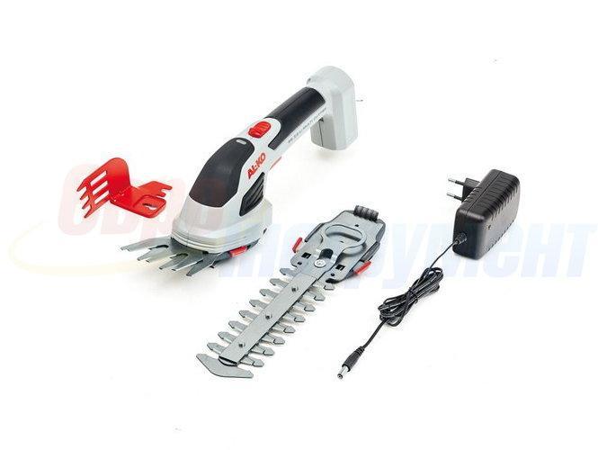 Аккумуляторные ножницы AL-KO GS 7,2 Li