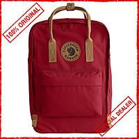 Рюкзак Fjallraven Kanken No.2 Laptop 15 л красный