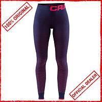 Термокальсоны женские Craft Warm Intensity фиолетовые 1905349-720000