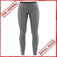 Кальсоны женские Craft Essential Warm Pants серые 1906586-975000
