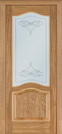 Двери Classic 03, полотно, шпон, дуб светлый, фото 2