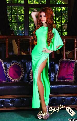 Платье Неон в 2-х цветах , фото 2