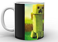 Кружка GeekLand Minecraft Майнкрафт криперы MС.02.007