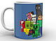 Кружка GeekLand Minecraft Майнкрафт арт MС.02.008, фото 2