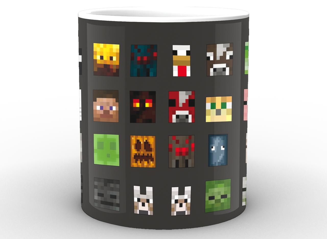 Кружка GeekLand Minecraft Майнкрафт постер MС.02.009