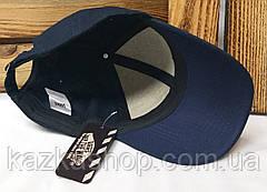 Стильная мужская котоновая кепка, бейсболка, нашивка логотипа Vans,  размер 58, на регуляторе, фото 3