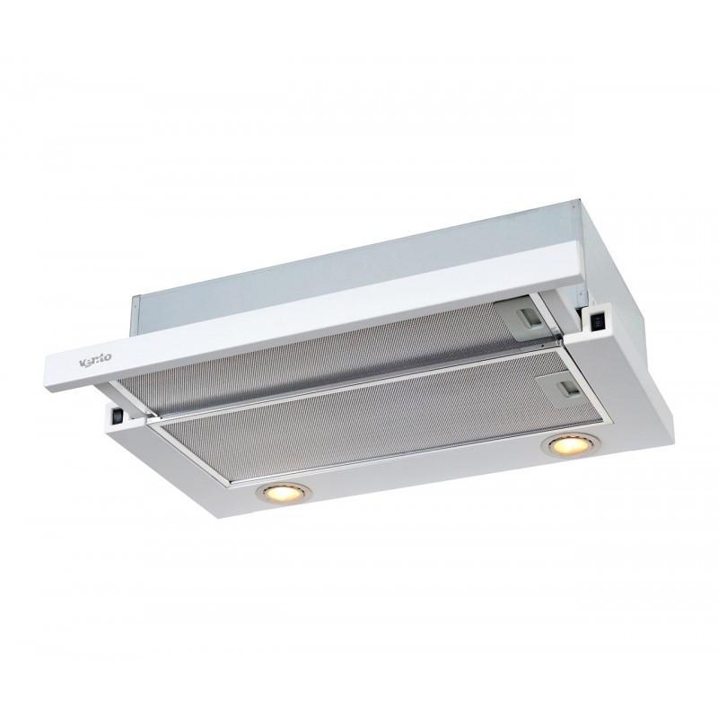 Вытяжка VENTOLUX GARDA 60 WH (750) SMD LED