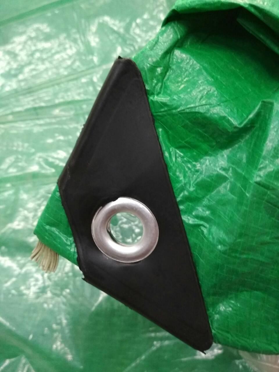 Тент Bradas (бризент) Усиленный (90 г/м2) 8*10м