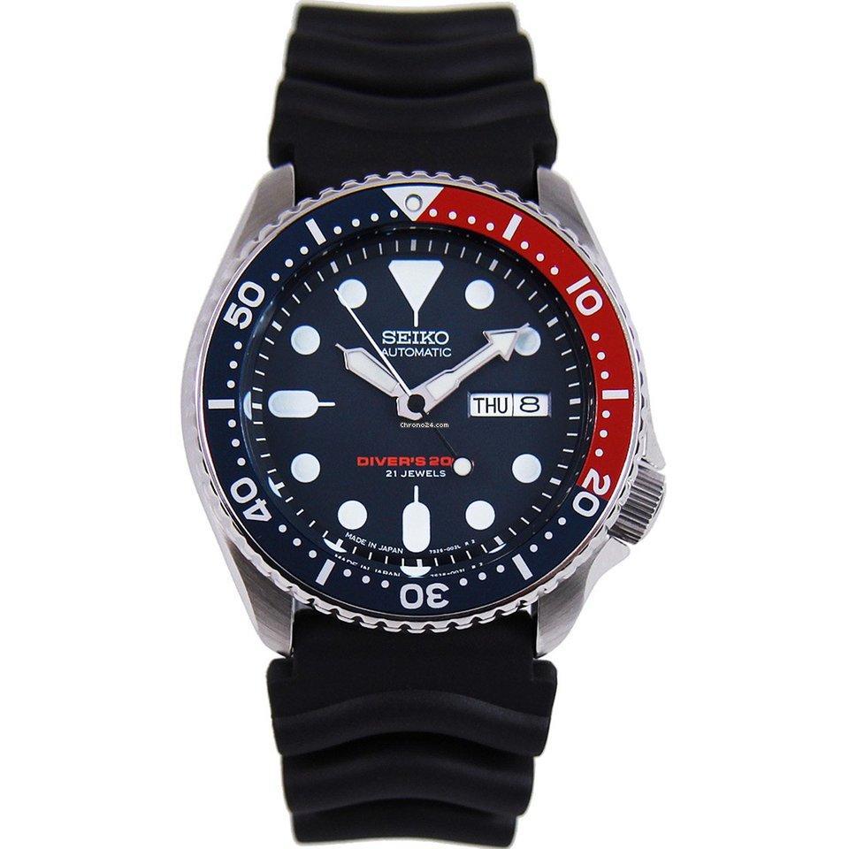Часы Seiko SKX009J1 Automatic Diver's