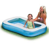Детский надувной бассейн  Intex 57403 Ванночка 166х100х28см