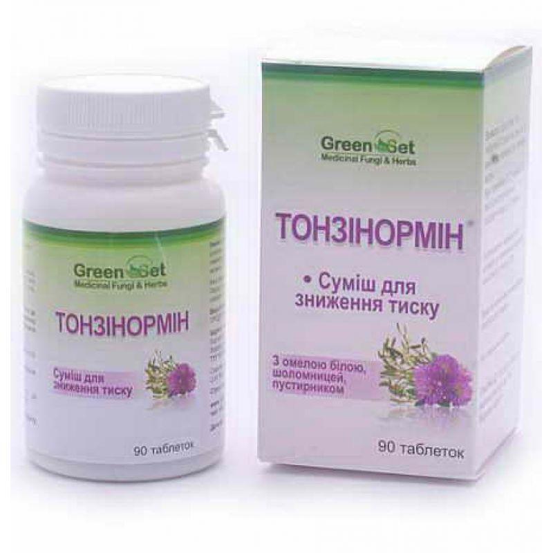 Тонзинормин — Для снижения артериального давления (Danikafarm) 90таб.
