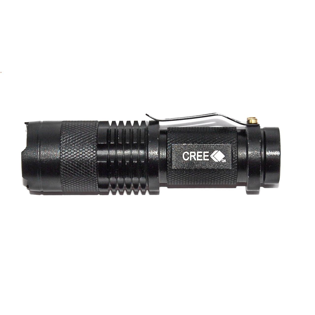 Фонарь UltraFire mini - CREE Q5
