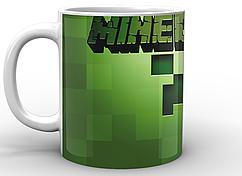 Кружка GeekLand Minecraft Майнкрафт логоMС.02.013