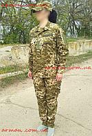 Женская военная форма пиксель ВСУ.  Женские размеры: 40,42,44,46,48,50, фото 1